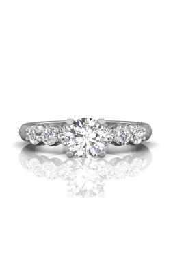 Martin Flyer Channel & Shared Prong Engagement ring DERSP02ASPL-D-6.5RD product image