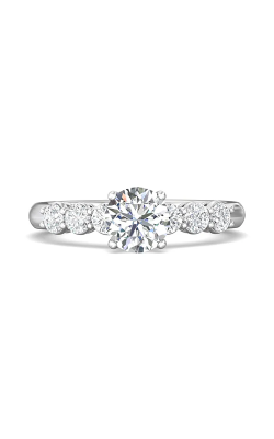 Martin Flyer Channel & Shared Prong Engagement ring DERSP02ASQ-D-6.5RD product image