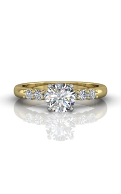 Martin Flyer Channel & Shared Prong Engagement ring DERSP02AXSTTYQ-C-6.0RD product image