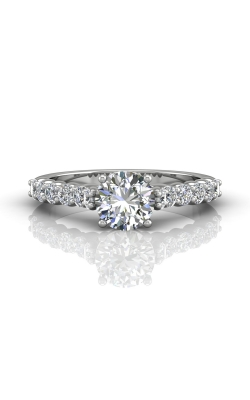 Martin Flyer Channel & Shared Prong Engagement ring DERSP03XSZ-F-6.5RD product image