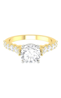 Martin Flyer Channel & Shared Prong Engagement ring DERSP03XSTTYZ-F-6.5RD product image