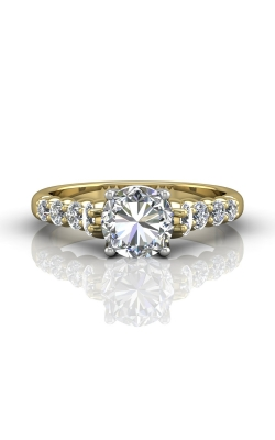Martin Flyer Channel & Shared Prong Engagement ring DERSP04MRTTYZ-C-7.0RD product image