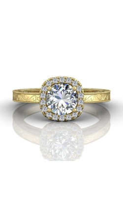Martin Flyer Solitaire Engagement ring VS03CUYQ-AENG-D-6.0RD product image