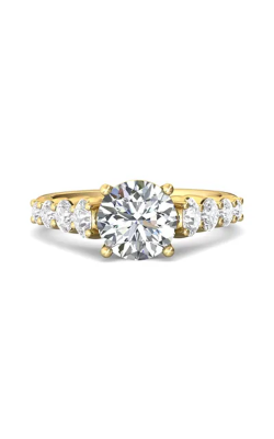 Martin Flyer Channel & Shared Prong Engagement ring DERSP05MYQ-F-8.0RD product image