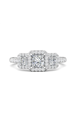 Martin Flyer Three Stone Engagement ring DERT03PCQ-C-4.5PC product image