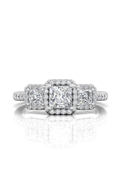 Martin Flyer FlyerFit Three Stone Engagement Ring DERT03PCZ-D-4.5PC product image