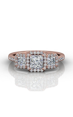 Martin Flyer Three Stone Engagement ring DERT03PCPZ-C-4.5PC product image