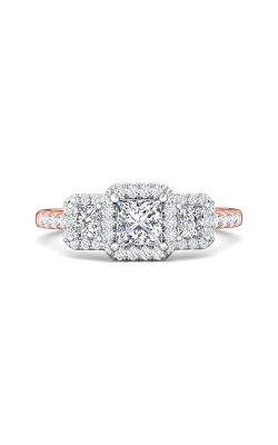 Martin Flyer Three Stone Engagement ring DERT03PCTTPZ-D-4.5PC product image