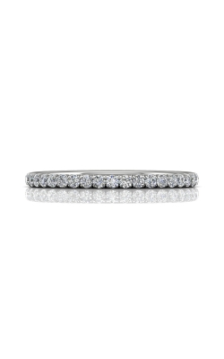 Martin Flyer Eternity Wedding band DWBFM4PL-.50-D product image