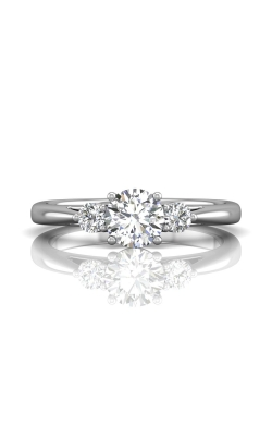 Martin Flyer FlyerFit Three Stone Engagement Ring DERT02XSZ-C-5.5RD product image