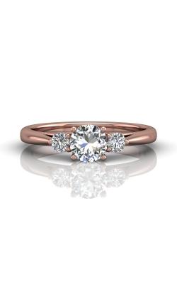 Martin Flyer Three Stone Engagement ring DERT02XSPQ-F-5.5RD product image