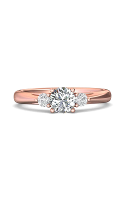 Martin Flyer Three Stone Engagement ring DERT02XSPQ-F-5.5RD product image