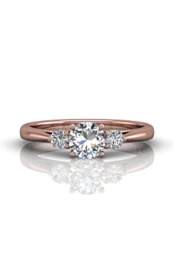 Martin Flyer Three Stone Engagement ring DERT02XSPZ-F-5.5RD product image