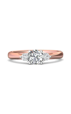 Martin Flyer Three Stone Engagement ring DERT02XSTTPZ-C-5.5RD product image