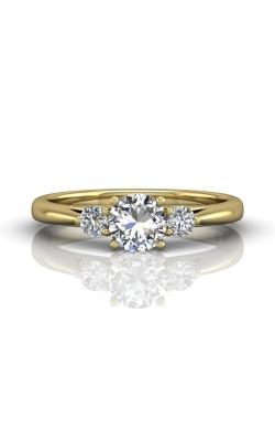 Martin Flyer Three Stone Engagement ring DERT02XSYQ-D-5.5RD product image