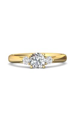 Martin Flyer Three Stone Engagement ring DERT02XSYQ-F-5.5RD product image