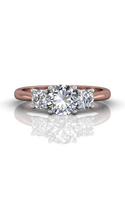 Martin Flyer Three Stone Engagement ring DERT01STTPZ-D-6.5RD product image