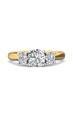 Martin Flyer Three Stone Engagement ring DERT01STTYZ-C-6.5RD product image