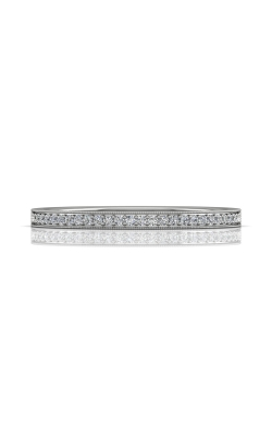 Martin Flyer Micropave Bead Set Wedding band DWBM1Q-.15-C product image
