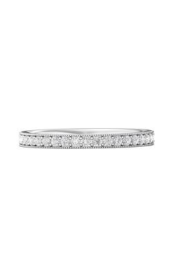 Martin Flyer Micropave Bead Set Wedding band DWBM1Q-.35-D product image