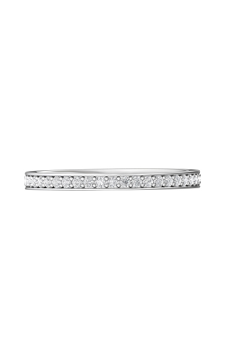 Martin Flyer Micropave Bead Set Wedding band DWBM3PL-.25-C product image