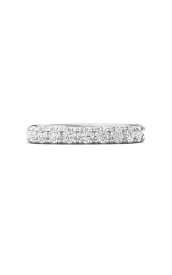 Martin Flyer Micropave Cut Down Wedding band DWBM4Q-1.00-D product image