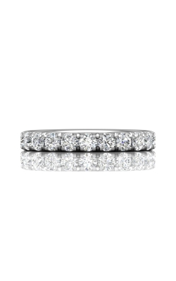 Martin Flyer Micropave Cut Down Wedding band DWBM4Q-1.00-F product image