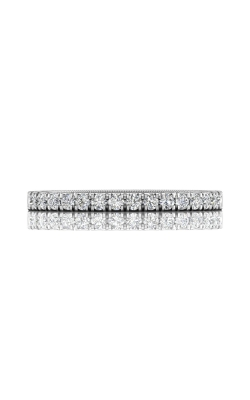 Martin Flyer Micropave Cut Down Wedding Band DWBM5PL-.35-F product image
