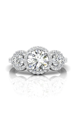 Martin Flyer Remount Engagement Ring VT02Q-AENG-F-7.5RD product image