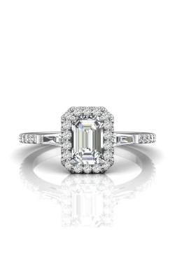 Martin Flyer Remount Engagement Ring VT08TBQ-C-6X4EC product image