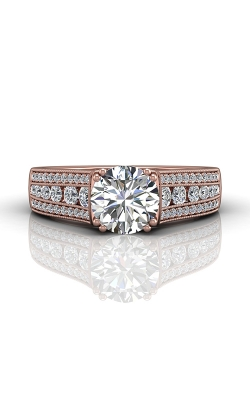 Martin Flyer Remount Engagement ring CC05RDPQ-F-7.5RD product image