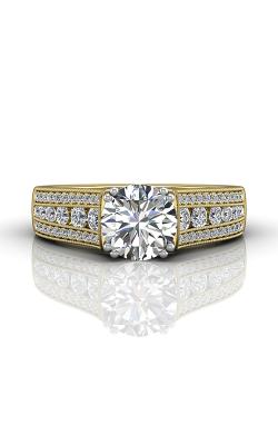 Martin Flyer Remount Engagement ring CC05RDTTYZ-D-7.5RD product image