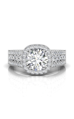 Martin Flyer Remount Engagement Ring CC06RDCUQ-D-7.5RD product image
