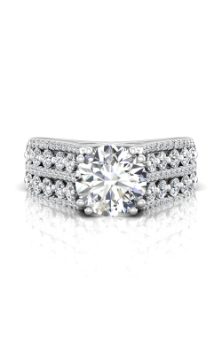Martin Flyer Remount Engagement ring CM24PL-D-9.0RD product image