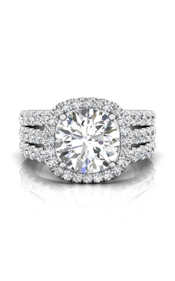 Martin Flyer Remount Engagement ring CM26LCUQ-C-10.0RD product image