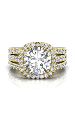 Martin Flyer Remount Engagement ring CM26LCUYQ-C-10.0RD product image