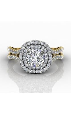 Martin Flyer FlyerFit Remount Engagement Ring CYMH22CUTTYZ-F-6.5RD product image