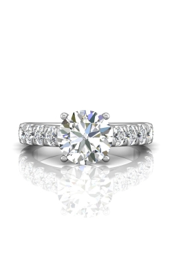 Martin Flyer Remount Engagement Ring DERM18XXLQ-D-8.5RD product image