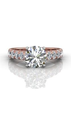 Martin Flyer Remount Engagement ring DERM18XXLTTPQ-F-8.5RD product image