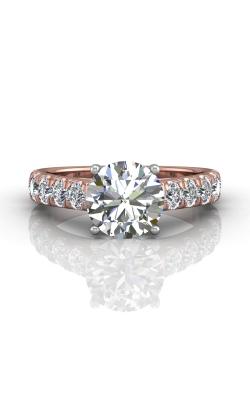 Martin Flyer Remount Engagement ring DERM18XXLTTPQ-D-8.5RD product image