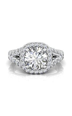 Martin Flyer Remount Engagement ring DERMH40MCUQ-D-8.5RD product image