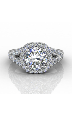 Martin Flyer Remount Engagement ring DERMH40MCUQ-C-8.5RD product image