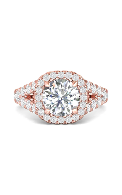 Martin Flyer Remount Engagement ring DERMH40MCUPQ-F-8.5RD product image