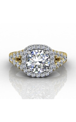 Martin Flyer Remount Engagement ring DERMH40MCUTTYQ-D-8.5RD product image