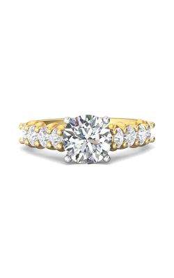 Martin Flyer Remount Engagement ring DERSP03LTTYQ-D-8.0RD product image