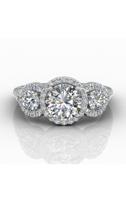 Martin Flyer Remount Engagement ring VT02PL-AENG-C-7.5RD product image