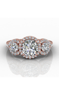 Martin Flyer Remount Engagement ring VT02PQ-AENG-F-7.5RD product image