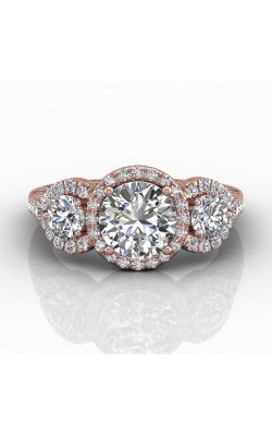 Martin Flyer Remount Engagement ring VT02PQ-AENG-C-7.5RD product image