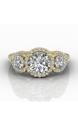 Martin Flyer FlyerFit Remount Engagement Ring VT02YZ-AENG-F-7.5RD product image