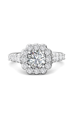 Martin Flyer Channel & Shared Prong Engagement Ring DERHSP04MRCUQ-F-6.5RD product image